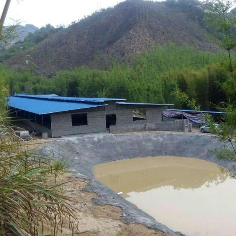 温氏集团养殖场