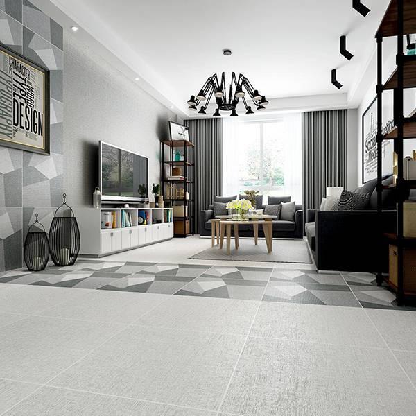 欧博德电地暖 电加热地暖瓷砖 速热地板砖 智能发热地砖  2-MF66308P